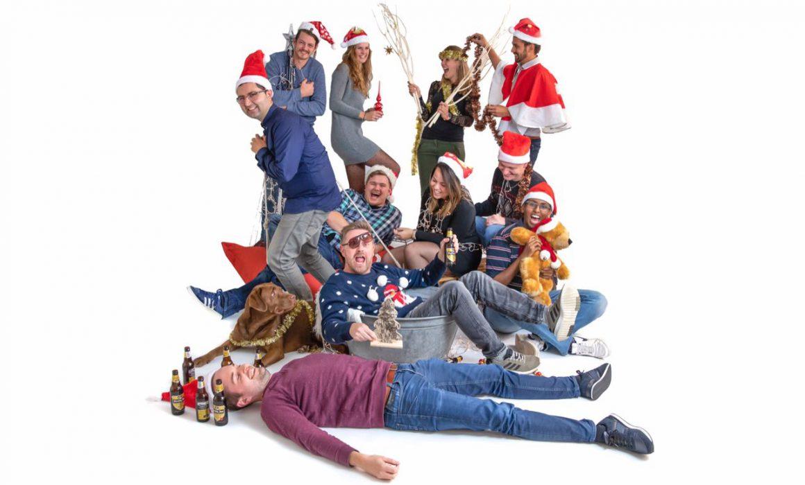 Zakelijke kerstkaart Janna Blom Fotografie